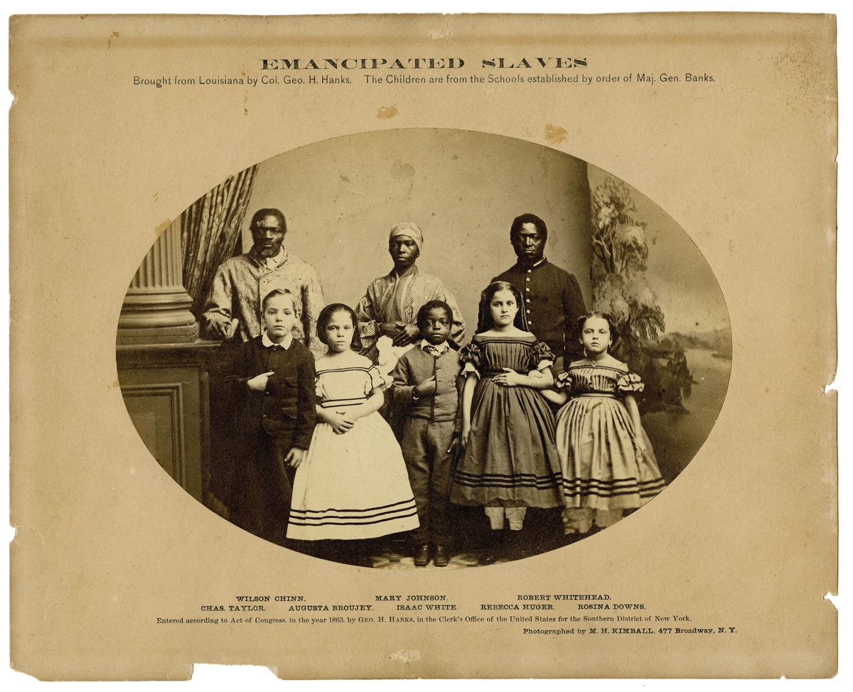 the plight of african american slaves in 19th century america An archive made public by cornell university goes beyond the cliches of cotton-pickers to show african americans embracing life after slavery.