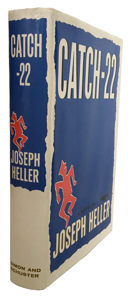impotence of language in heller s catch 22 There was only one catch and that was catch-22 much of heller's prose in catch-22 is circular and repetitive impotence of language [7.