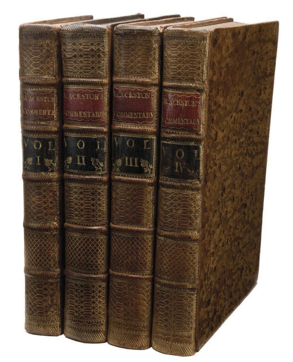 Commentaries on the Laws of England -The 19th Century Rare Book and